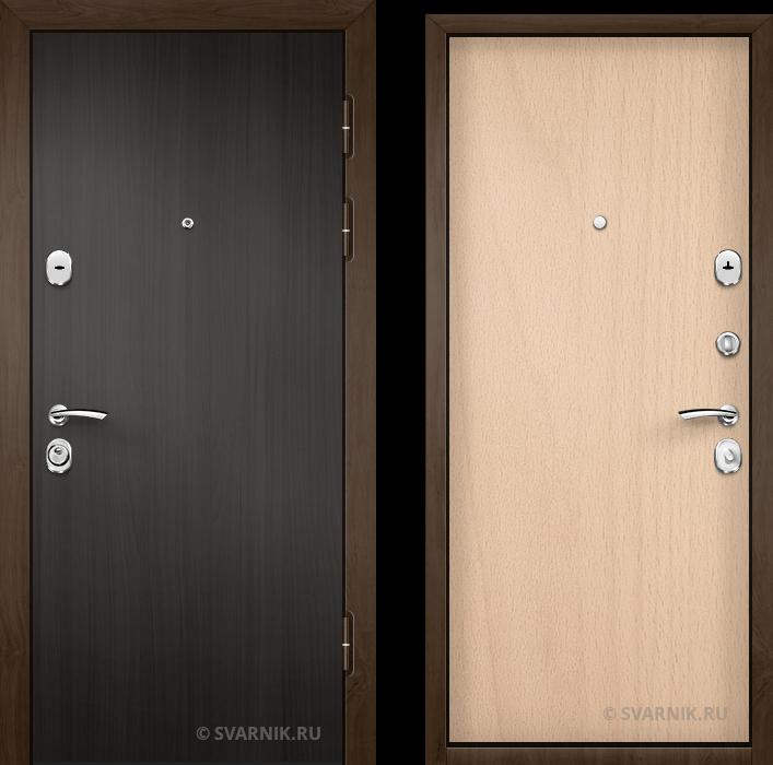 Дверь входная с установкой в офис ламинат - ламинат