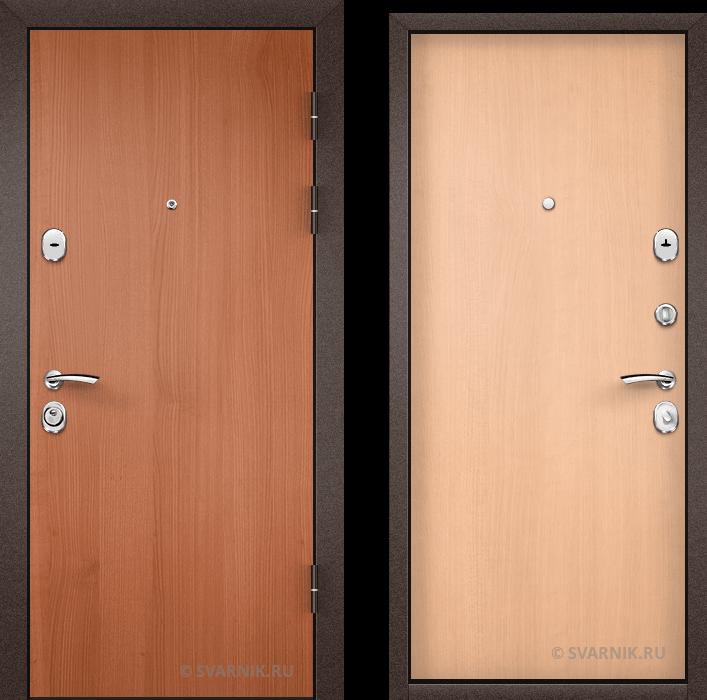 Дверь входная с шумоизоляцией в офис ламинат - ламинат